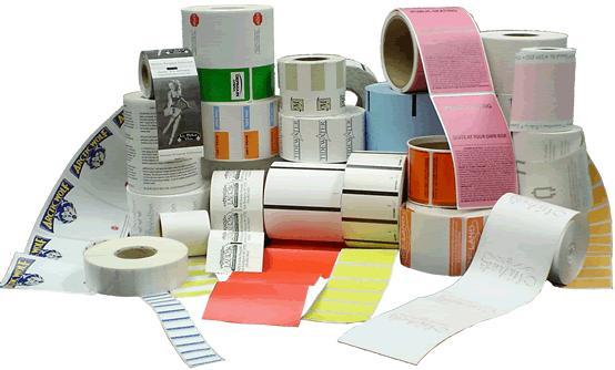 Печать этикеток и наклеек