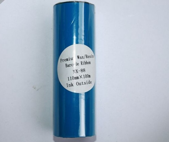 Риббон Wax/Resin Premium 110 мм x 100 м, черный