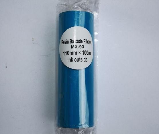 Риббон Resin 110 мм x 100 м, черный