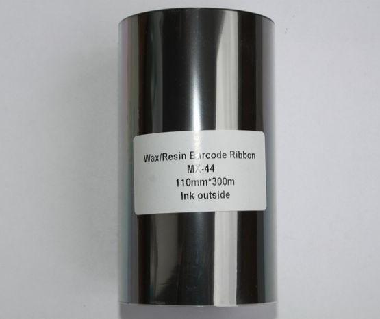 Риббон Wax/Resin 110 мм x 300 м, втулка Ø26 мм, черный