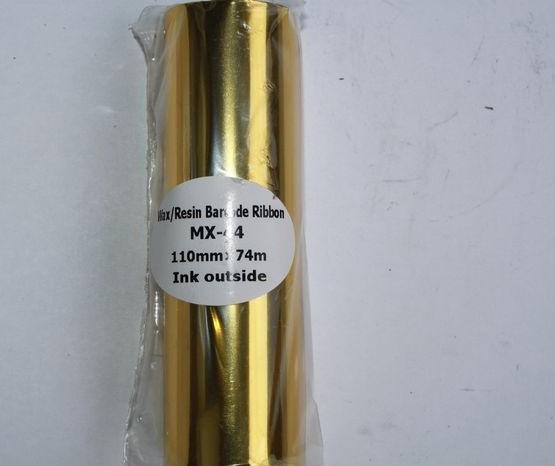 Риббон Wax/Resin 110 мм x 74 м, черный