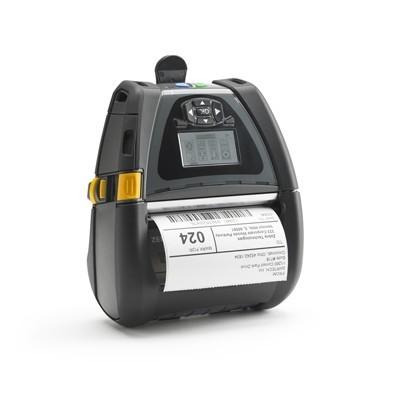 Мобильный принтер чеков-этикеток Zebra QLn420
