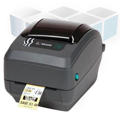Принтер этикеток Zebra Серия - GK
