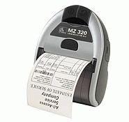 Мобильный принтер чеков-этикеток Zebra iMZ 220