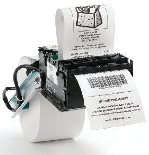 Киоск-принтер Zebra Серия - KR403 (Zebra-KR403)