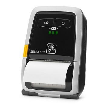Мобильный принтер чеков-этикеток Zebra ZQ110