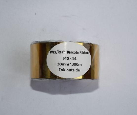 Риббон Wax/Resin 30 мм x 300 м, втулка Ø26 мм, черный