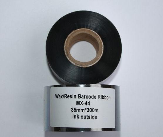 Риббон Wax/Resin 35 мм x 300 м, втулка Ø26 мм, черный