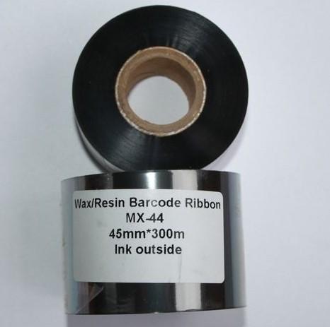 Риббон Wax/Resin 45 мм x 300 м, втулка Ø26 мм, черный