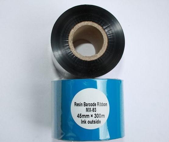 Риббон Resin 45 мм x 300 м, втулка Ø26 мм, черный