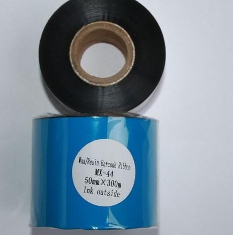 Риббон Wax/Resin 50 мм x 300 м, втулка Ø26 мм, черный