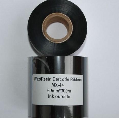 Риббон Wax/Resin 60 мм x 300 м, втулка Ø26 мм, черный