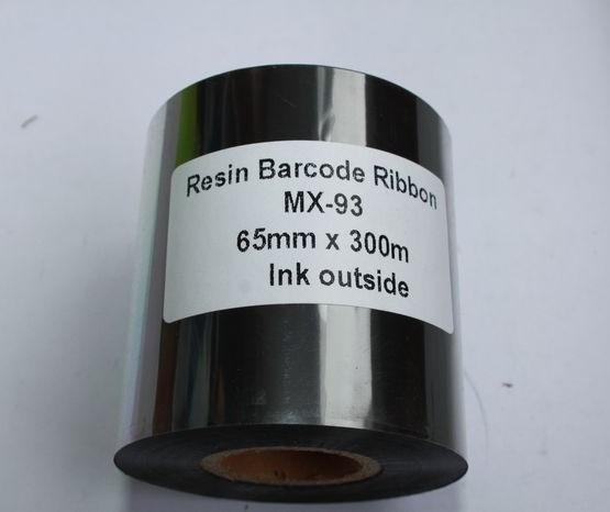 Риббон Resin 65 мм x 300 м, втулка Ø26 мм, черный