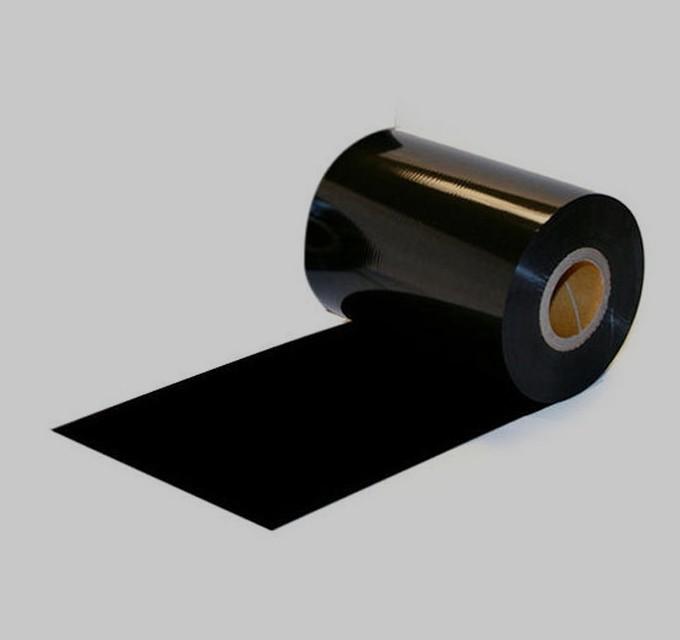 Риббон Resin 75 мм x 300 м, втулка Ø26 мм, черный