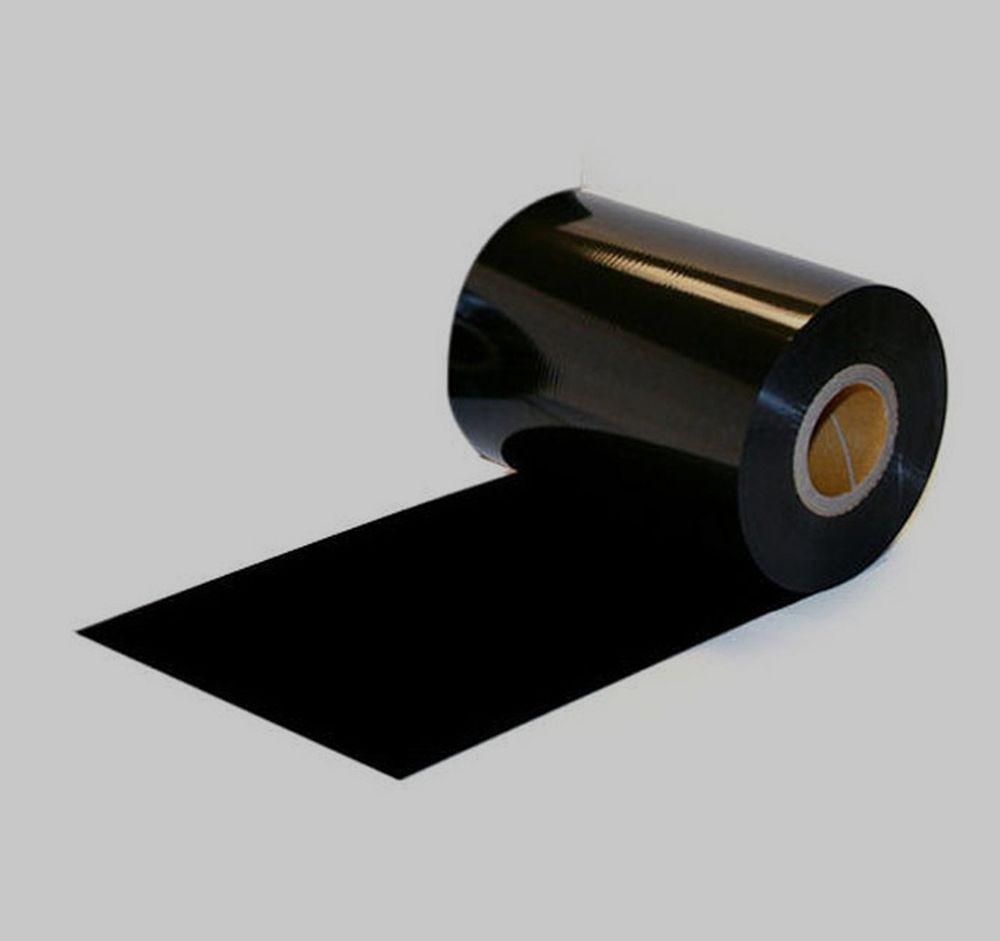 Риббон Wax Premium 55 мм x 300 м, втулка Ø26 мм, черный