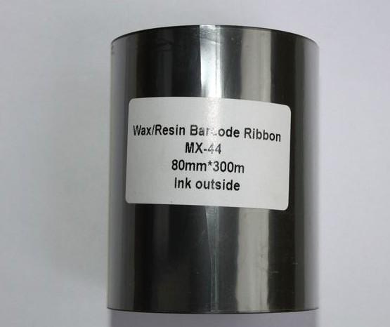 Риббон Wax/Resin 80 мм x 300 м, втулка Ø26 мм, черный