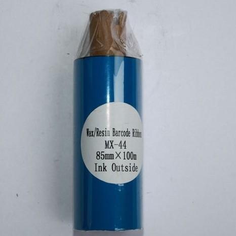 Риббон Wax/Resin 85 мм x 100 м, черный