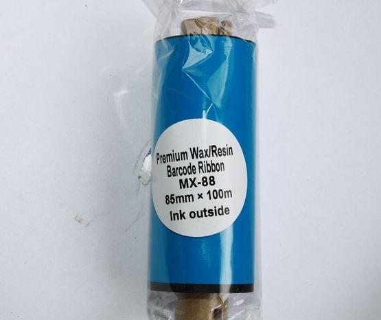 Риббон Wax/Resin Premium 85 мм x 100 м, черный