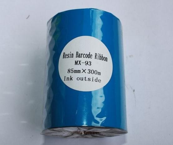 Риббон Resin 85 мм x 300 м, втулка Ø26 мм, черный