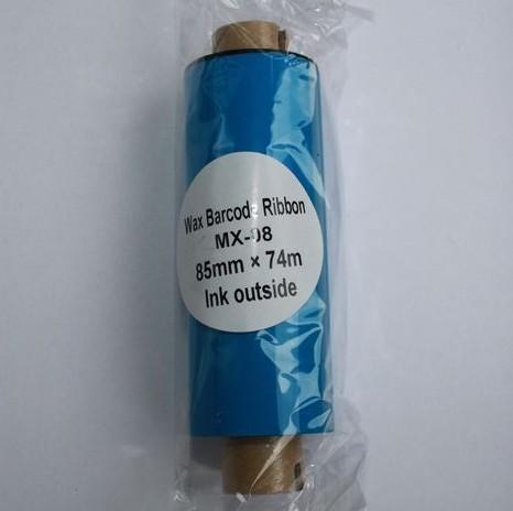Риббон Wax 85 мм x 74 м, черный, центр намотка