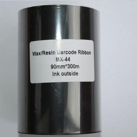 Риббон Wax/Resin 90 мм x 300 м, втулка Ø26 мм, черный
