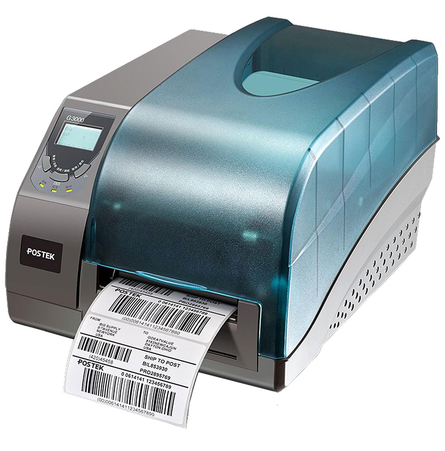 Коммерческий принтер этикеток POSTEK G6000