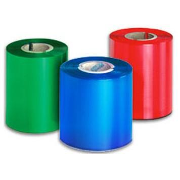 Риббон цветной Wax/Resin 100 мм x 100 м