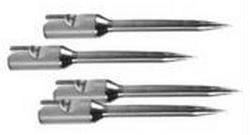 Металлическая игла для устр-ва крепления ярлыков