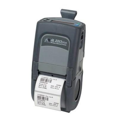 Переносной принтер Zebra QL Plus 220