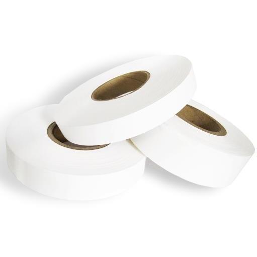Тестильная лента, Нейлон белый 45мм*200м