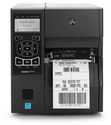 Принтер этикеток Zebra ZT410 UHF-RFID
