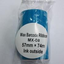 Риббон Wax 57 мм x 74 м, черный (втулка 57мм)